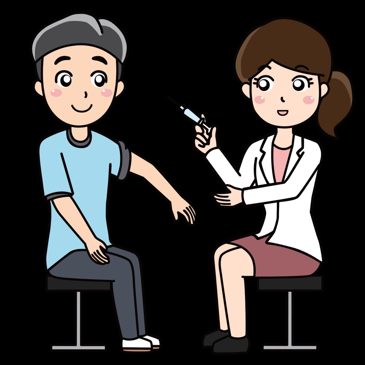 大人のための風しんワクチンの画像