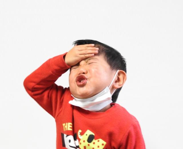お子さまがインフルエンザと診断されたらの画像